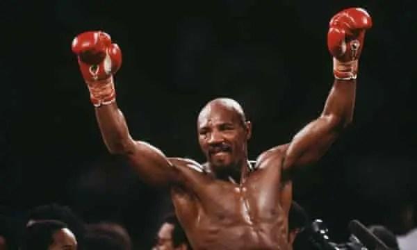 Boxing Great Hagler Dies At 66