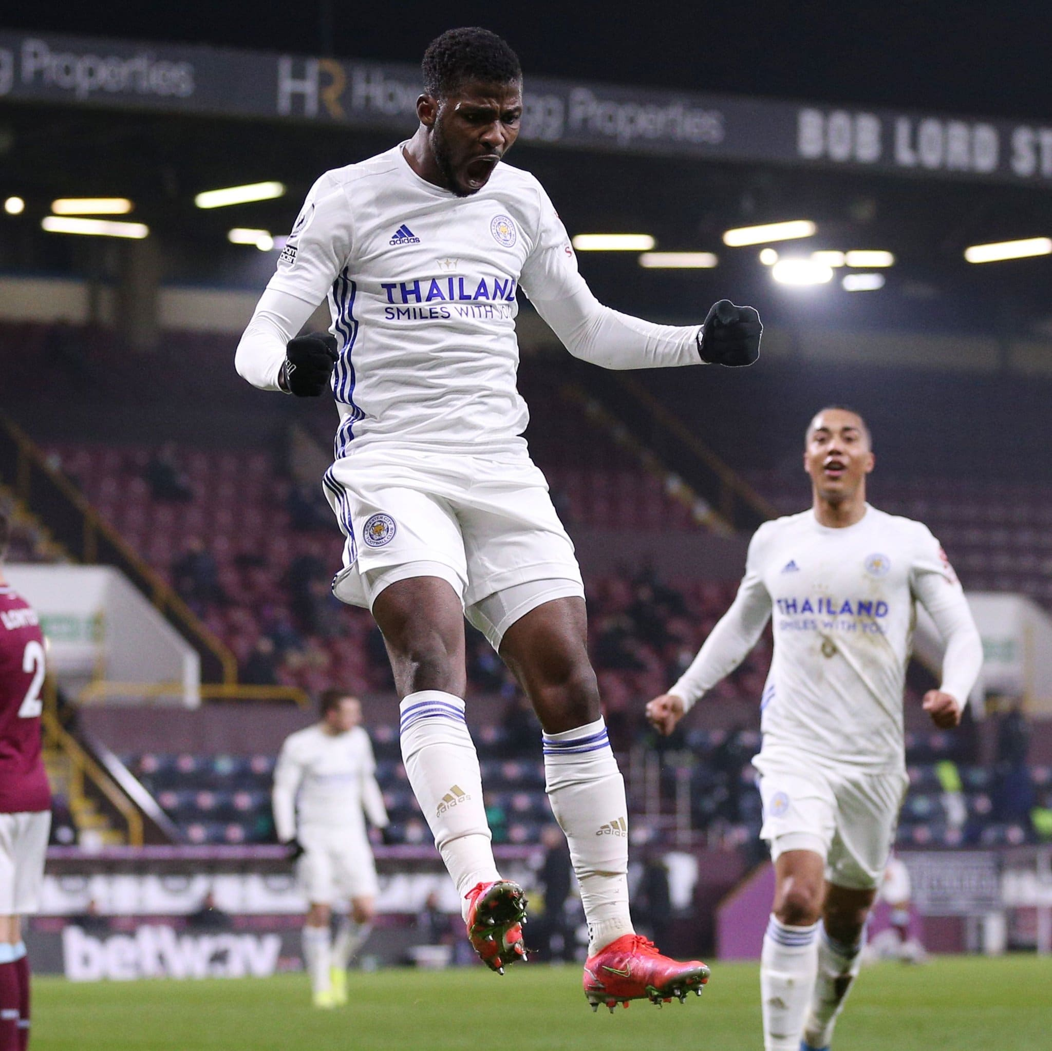 Premier League: Ndidi Provides Assist For Iheanacho In Leicester's Draw At Burnley