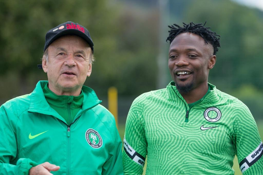 Finidi  Faults Rohr On Musa's Invitation For AFCON Qualifiers