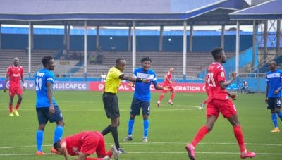 CAF Confederations Cup: It's Too Early To Celebrate Enyimba's Victory - Unuanel Warns