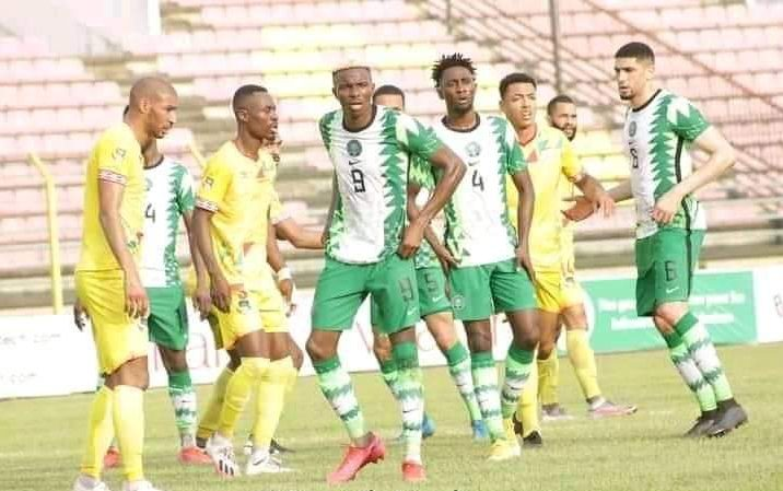 Lesotho Game Crucial To Super Eagles FIFA Ranking – Ugbade