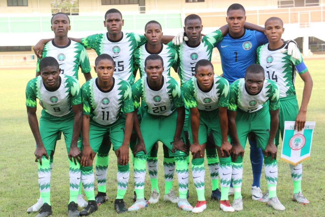 U-17 AFCON: Ikpeba Confident Golden Eaglets Will Do Well In Morocco