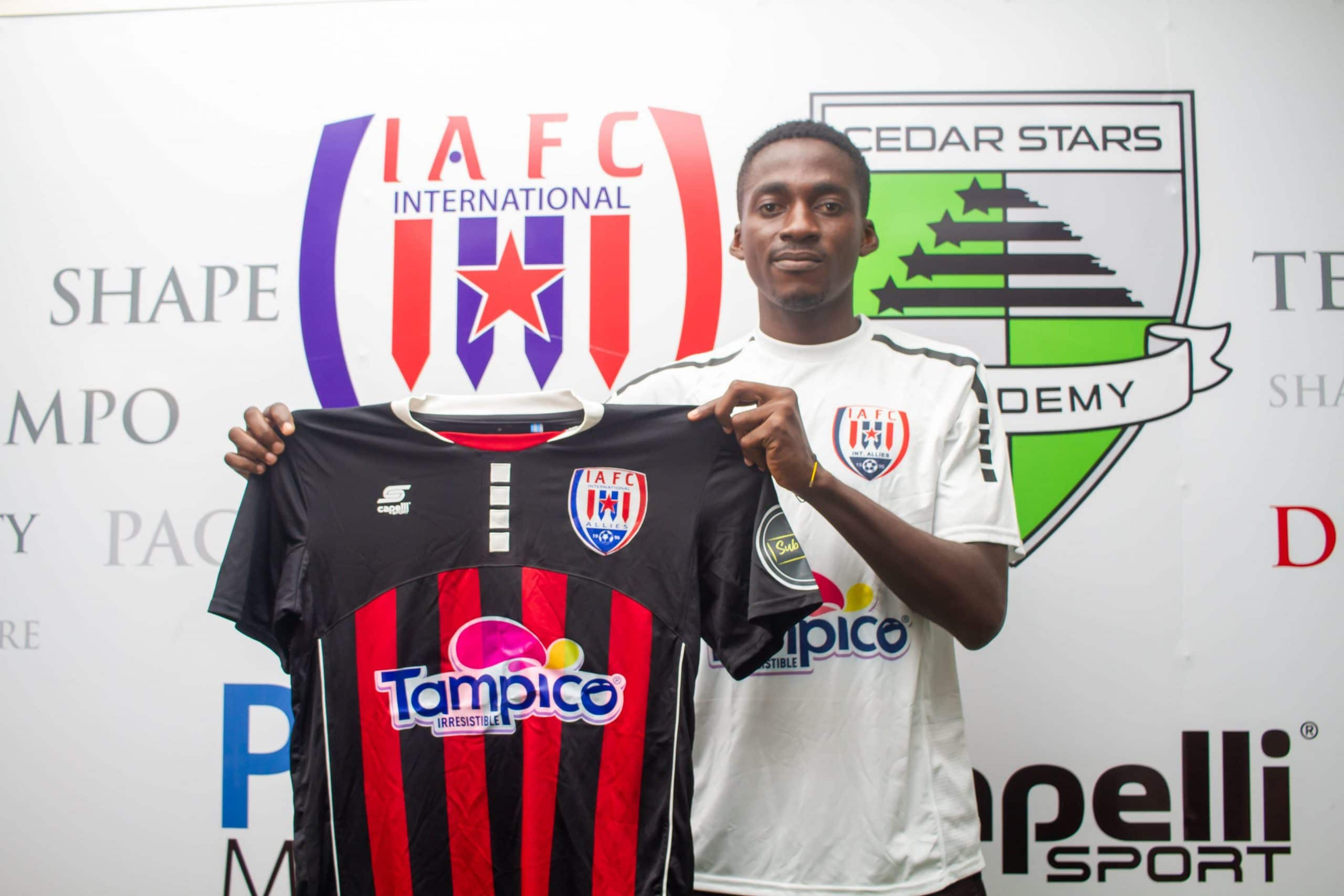 Nigerian Midfielder Tochukwu Emmanuel Joins Ghanaian Club Inter Allies