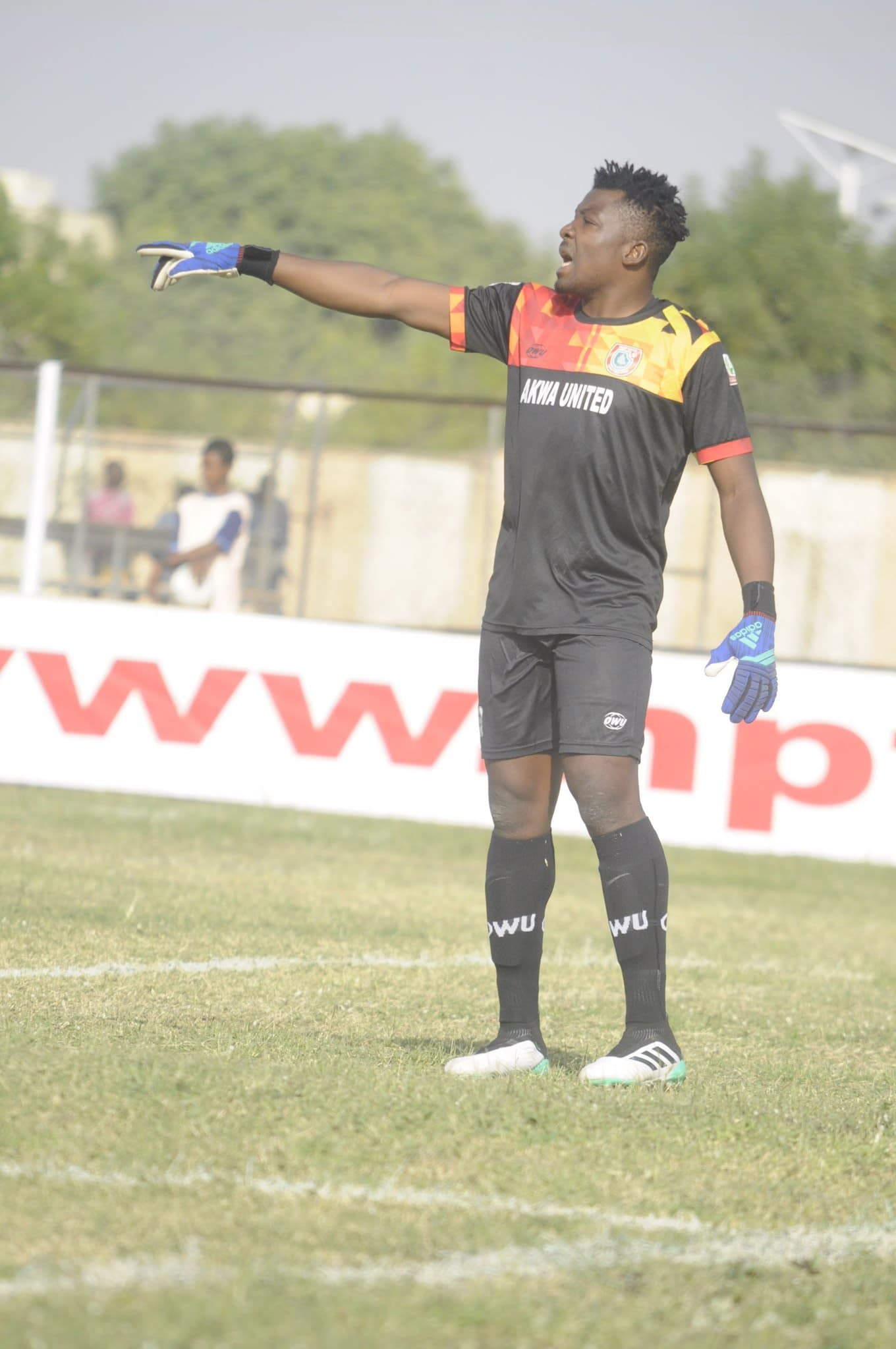Akwa United Goalie Jean  Efala Named In Cameroon Squad For AFCON Qualifiers