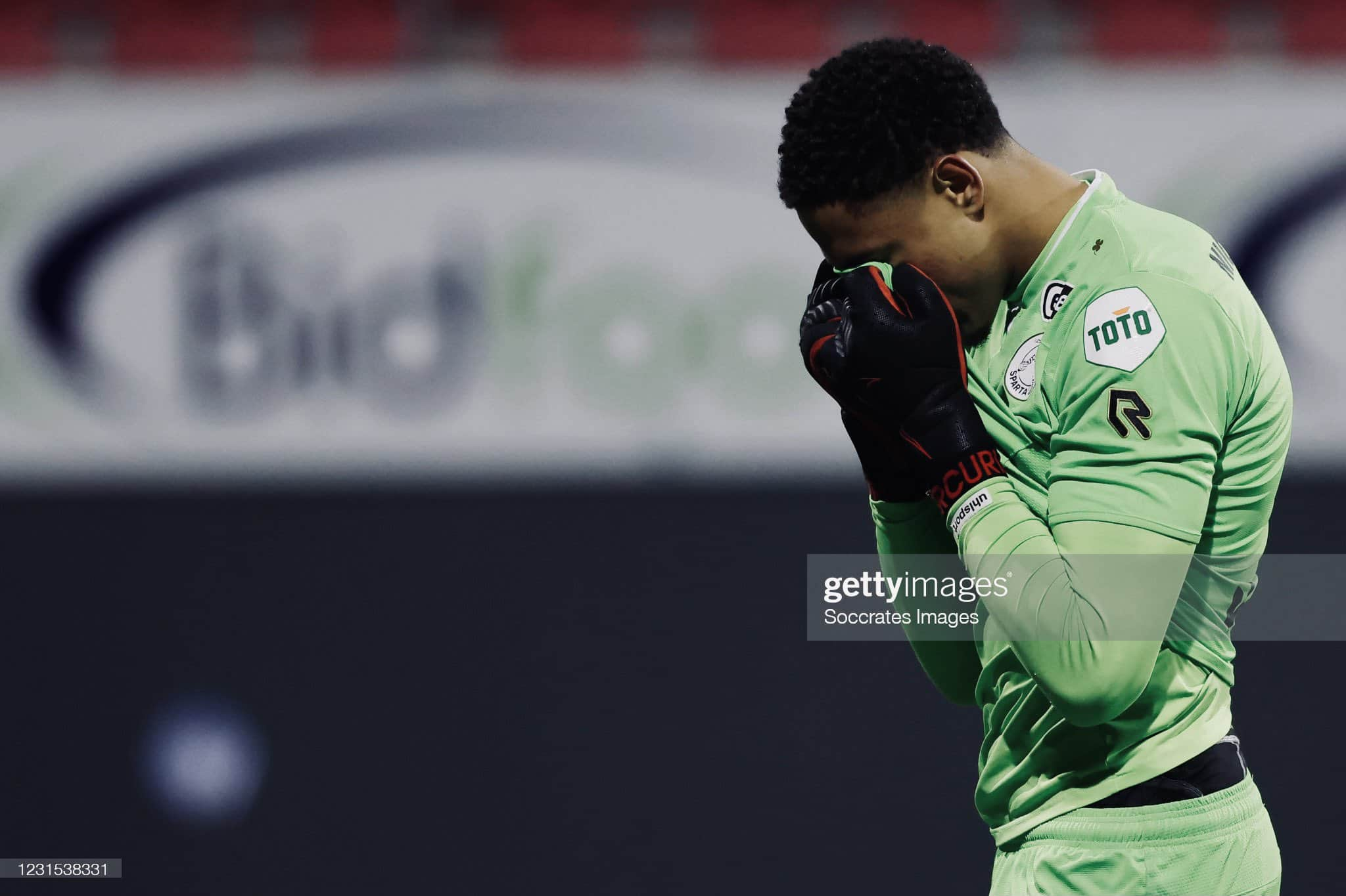 Okoye Reflects On 'Missed Opportunity' After Sparta Rotterdam 's 1-1 Draw Vs Emmen