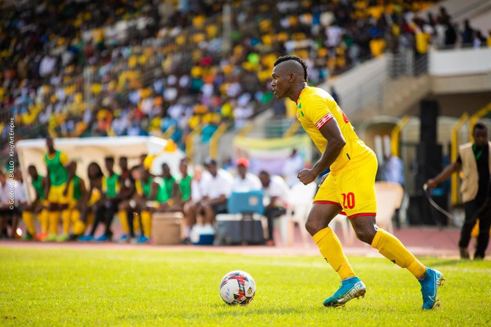 Benin Striker Dossou: We Have  'The Weapons'  To Beat Super Eagles