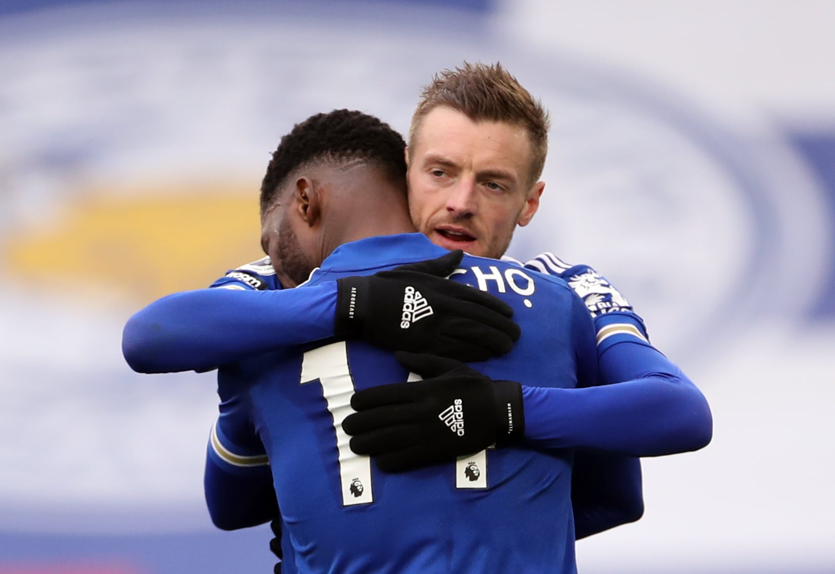 Redknapp Talks Up  Iheanacho, Vardy Partnership