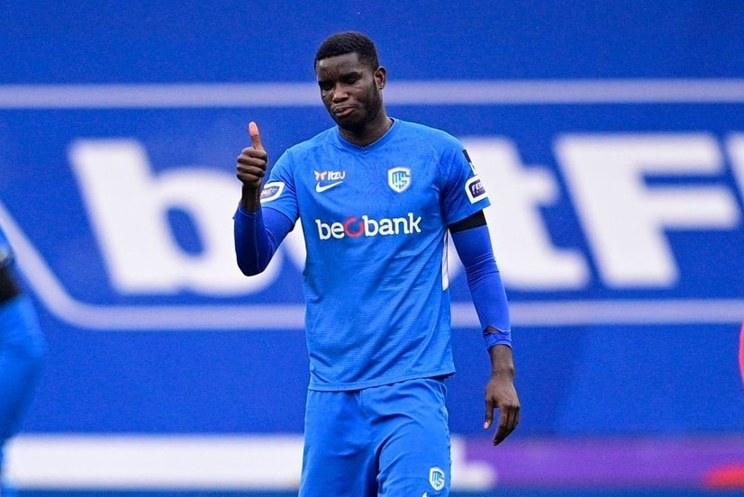 Red-Hot Onuachu Powers Genk To Belgian Cup Final