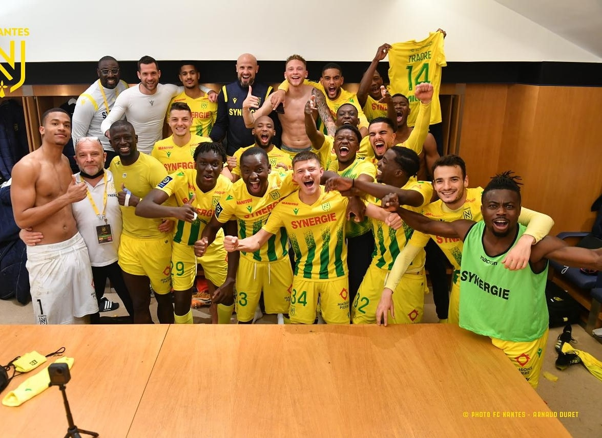 Simon Relishes Nantes' Away Win Against PSG
