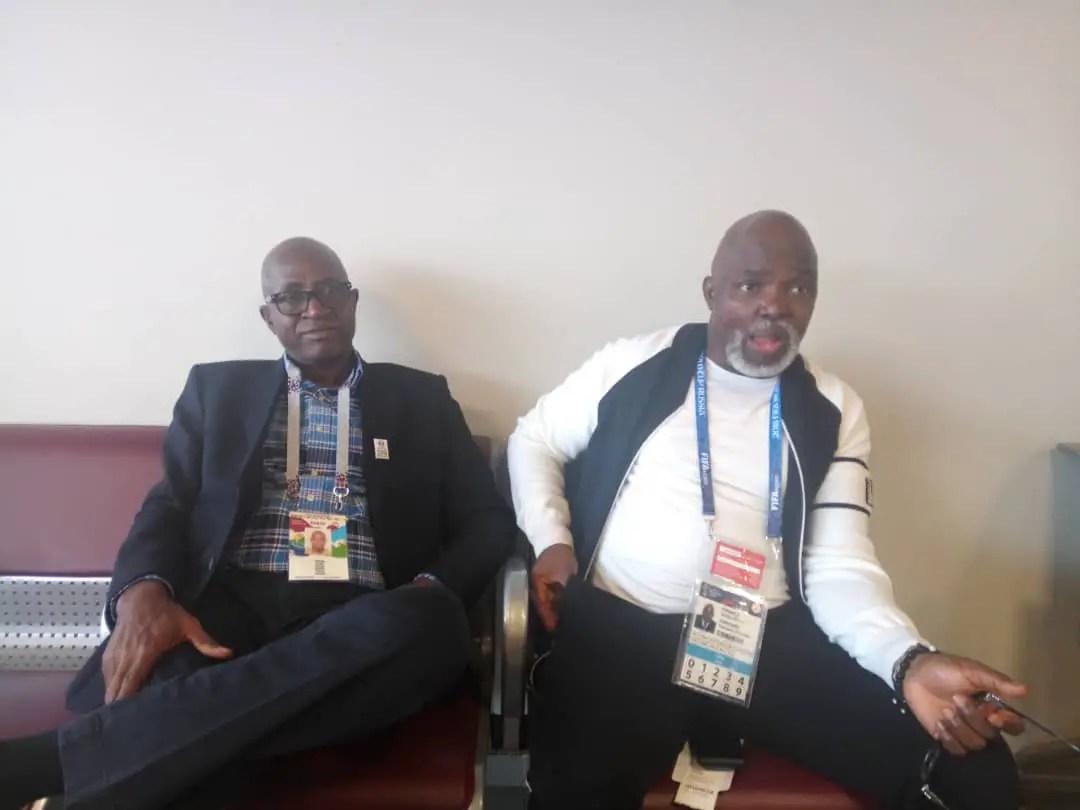 Odegbami: The Many Parts Of Amaju Pinnick!