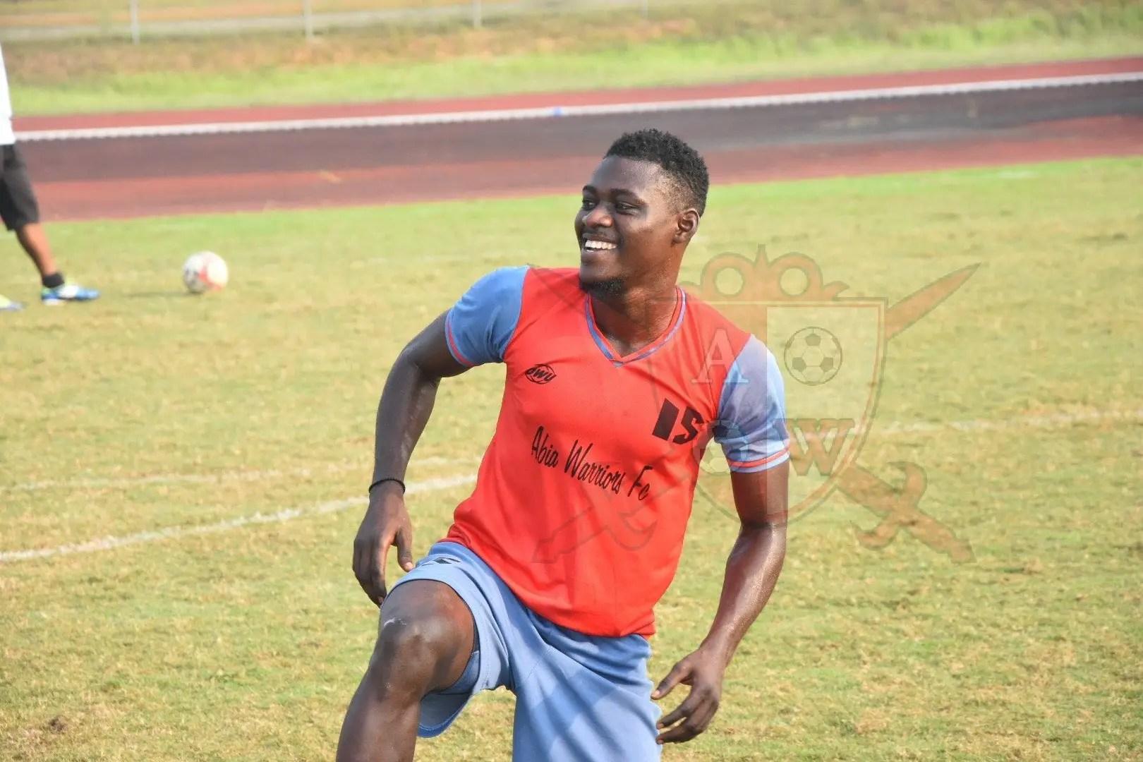 'It's A  Reward For Hardwork'- Abia Warriors Boss Imama Okays Adekunle's   Super Eagles Invitation