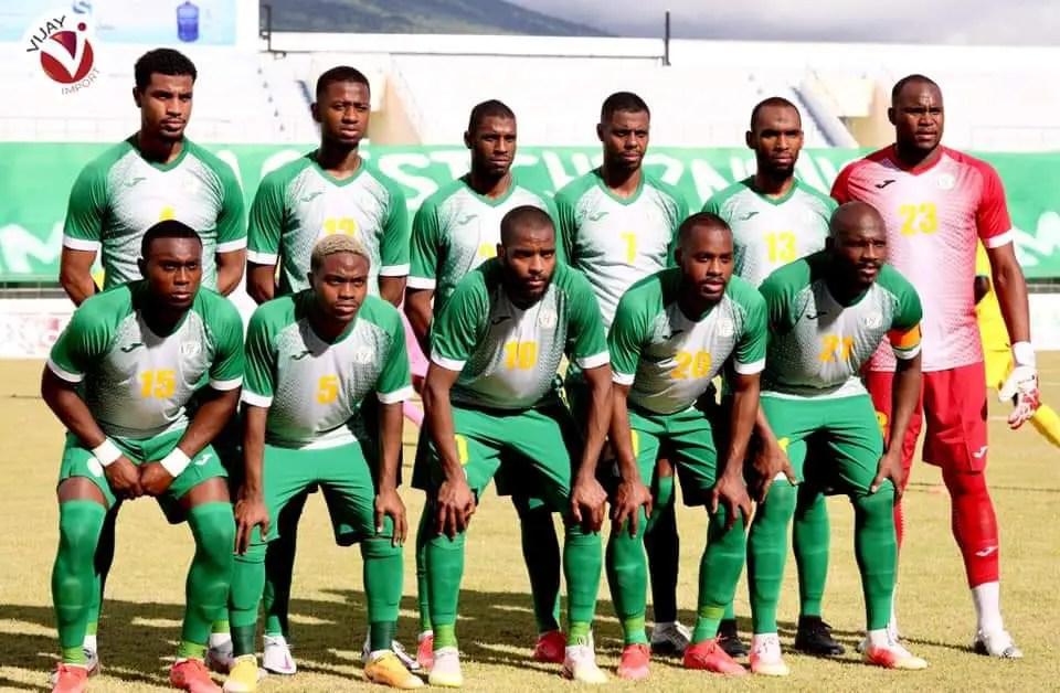 Tiny Comoros Make History, Qualify For First Ever AFCON