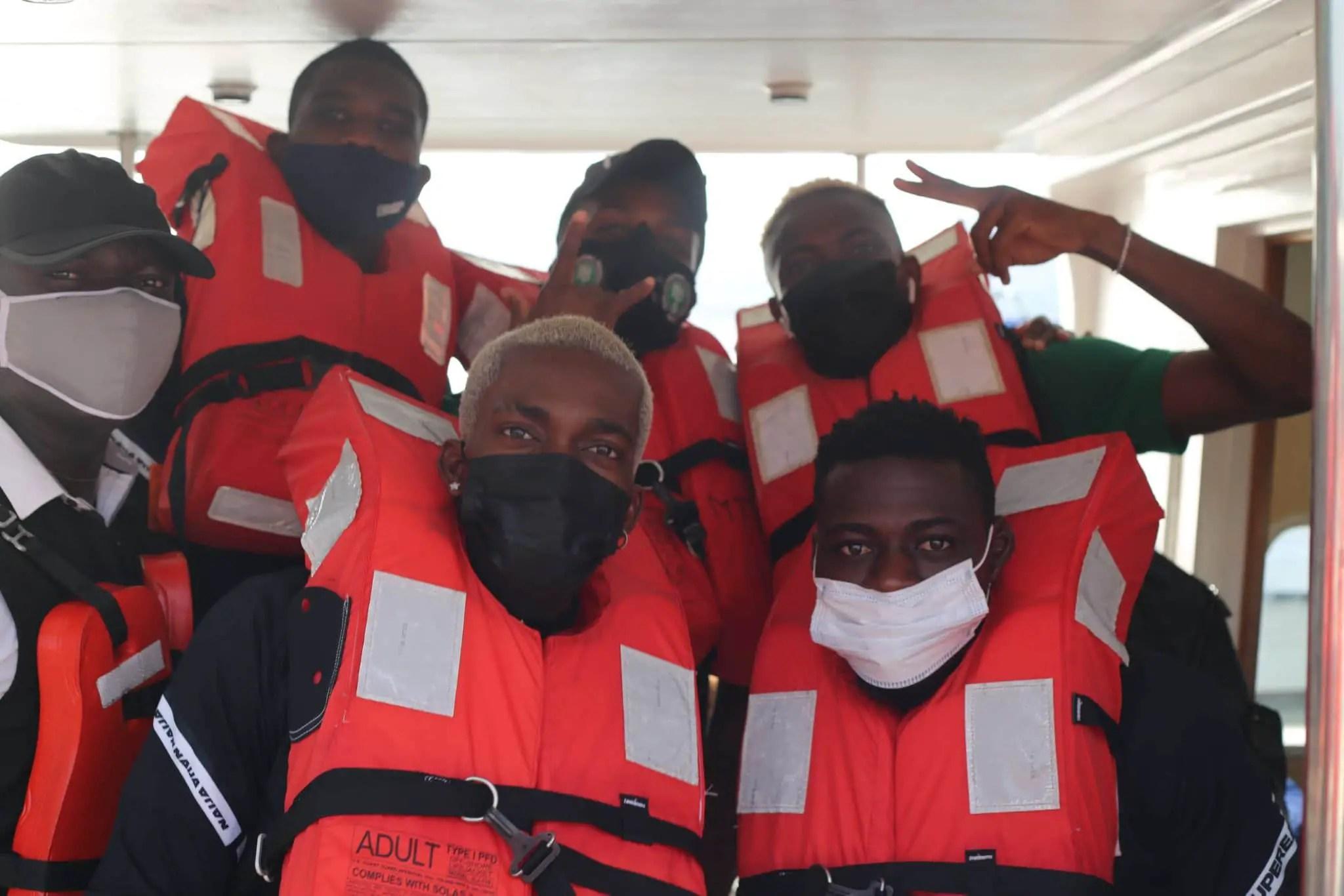 Super Eagles Land In Cotonou, Ready For Benin Clash