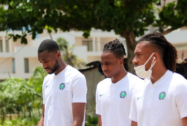 BREAKING: Iwobi Tests Positive For Covid-19, Out Of Benin Clash