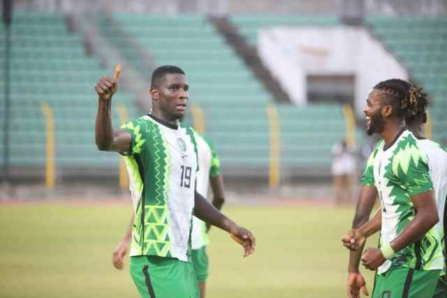 2022 WCQ: Rohr Sweating Over Onuachu Fitness For CAR Clash