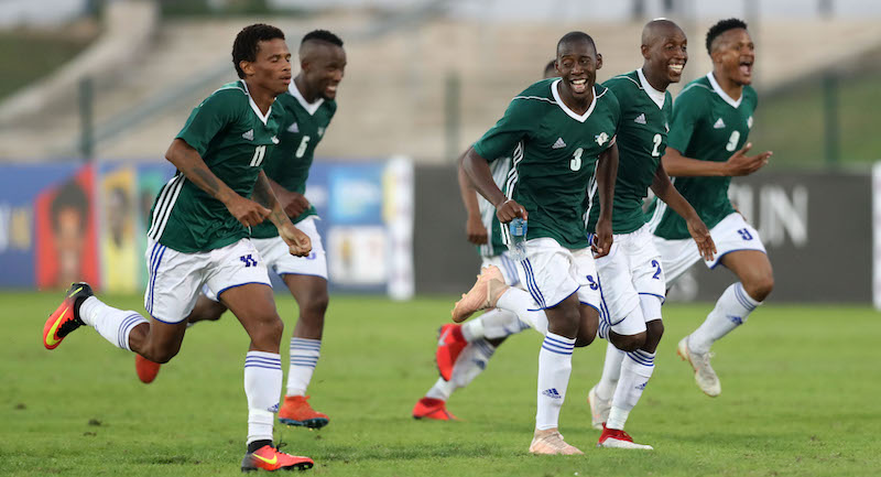 Lesotho Arrive Lagos Today For Super Eagles Clash