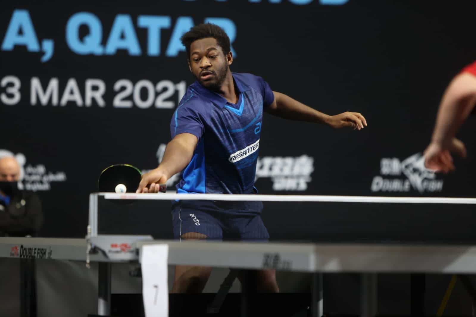 Nigeria's Omotayo Knocked Out Of WTT Tourney In Qatar