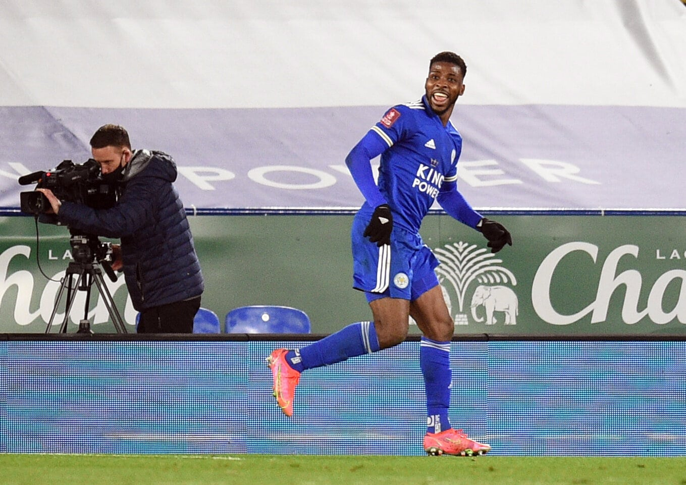 Iheanacho's Form Bringing Nigeria's Football Back To The Top – Oliseh