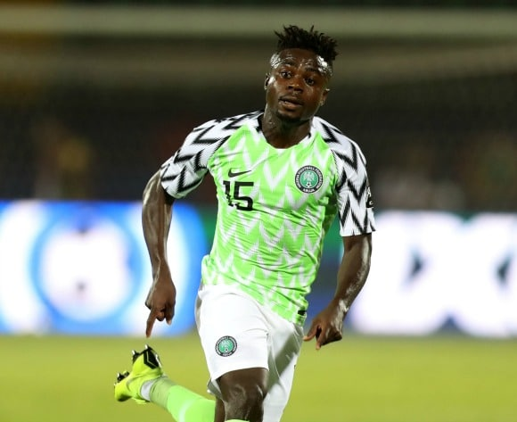 Simon May Opt Out Of Super Eagles  AFCON  Qualifiers Due To Covid-19 Travel Ban