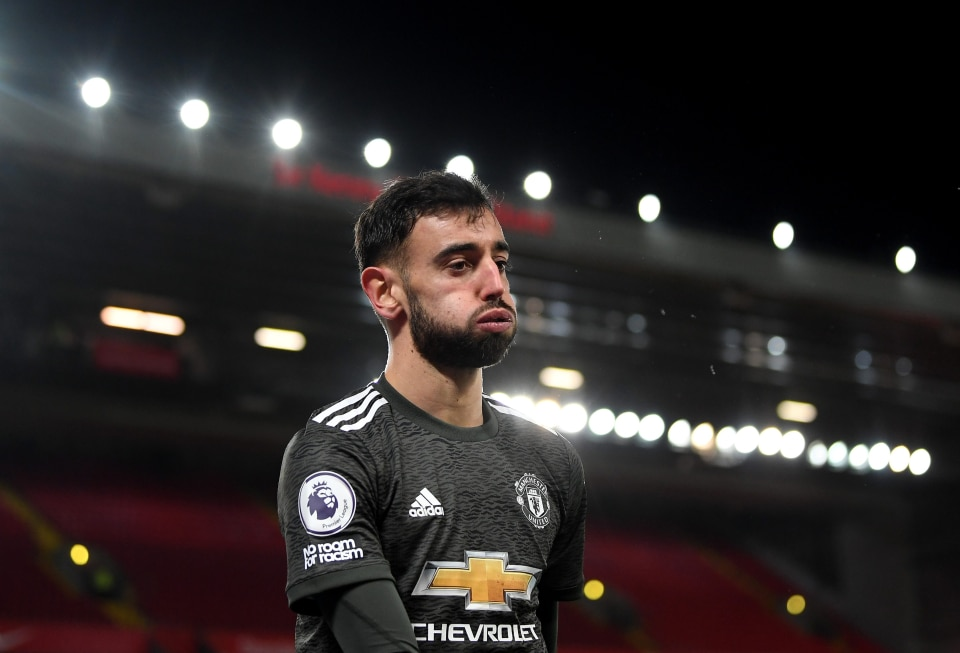 Fernandes Refusing To Sign New Manchester United Contract