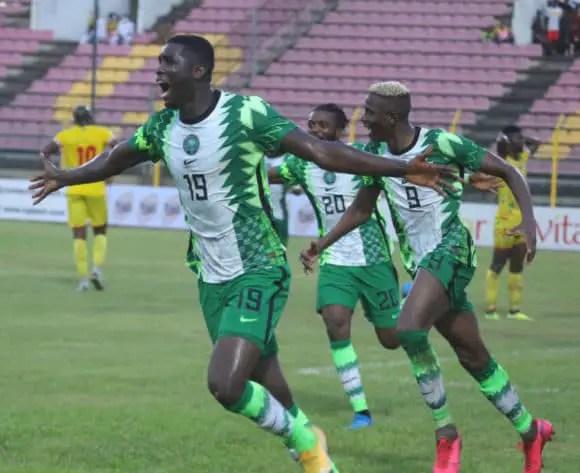 Five Talking Points In Benin Vs Nigeria 2021 AFCON Qualifier
