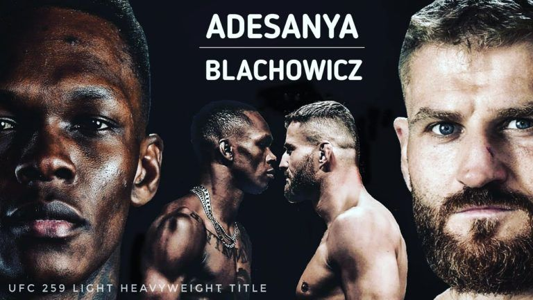 I Want To Be The Greatest UFC Fighter In History – Adesanya