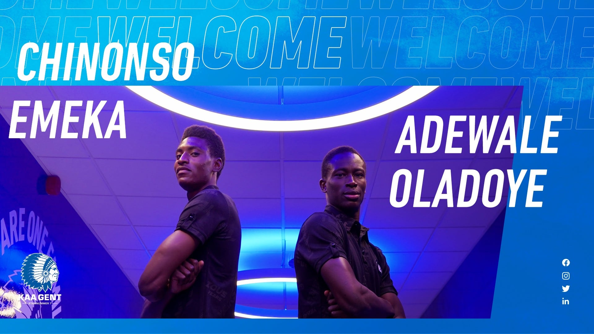 Nigerian Youngsters Sign First Professional Contract With Belgian Club Gent