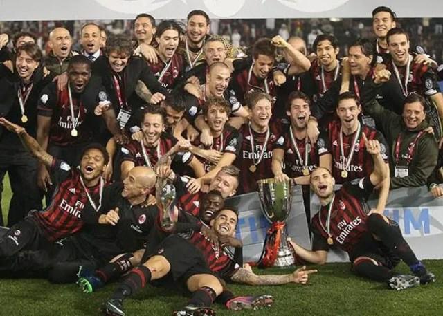 AC Milan Team