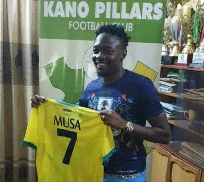 Kano Pillars Move Will Help Musa's Form Ahead 2022 World Cup Qualifiers, 2022 AFCON – Finidi