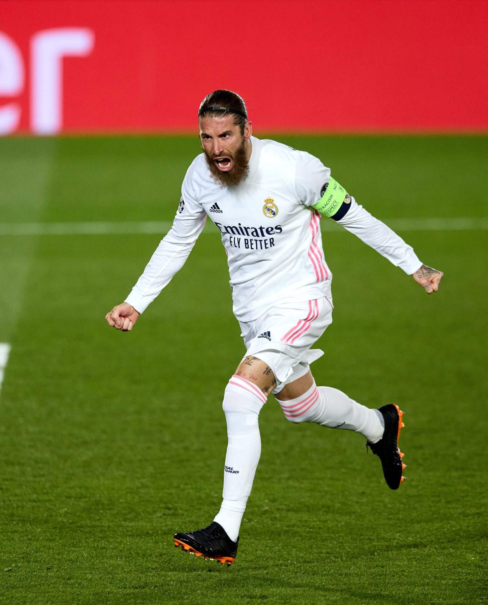 Ramos Set To Miss Real Madrid Vs Liverpool UCL Ties With Injury
