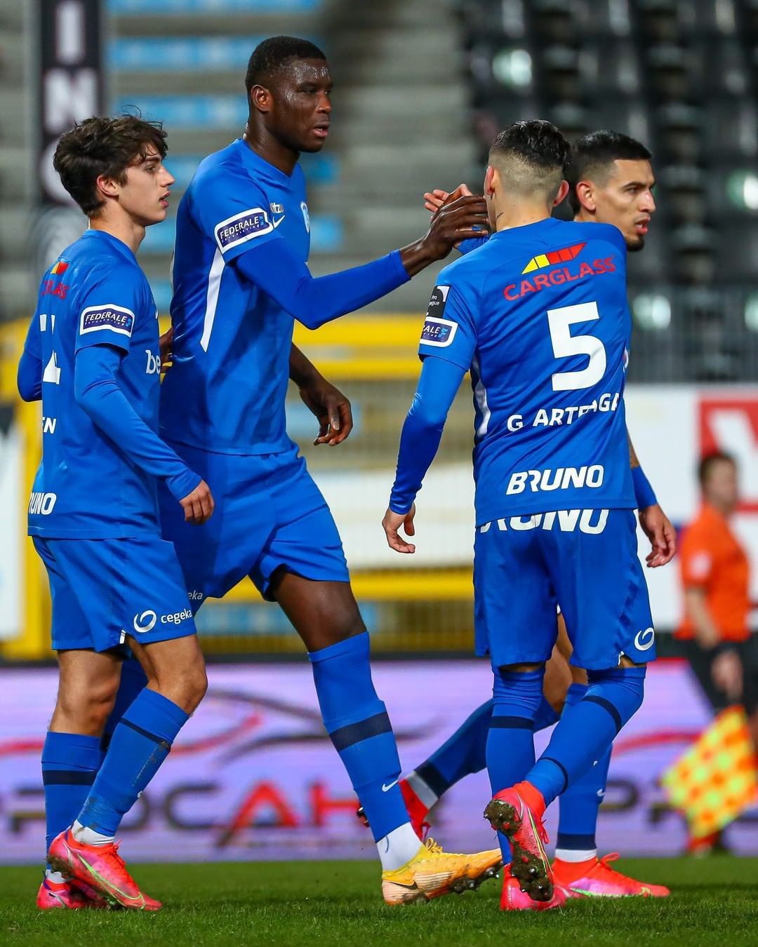 Onuachu Bangs Goal No 25 To Continue Impressive Scoring Form In Belgium