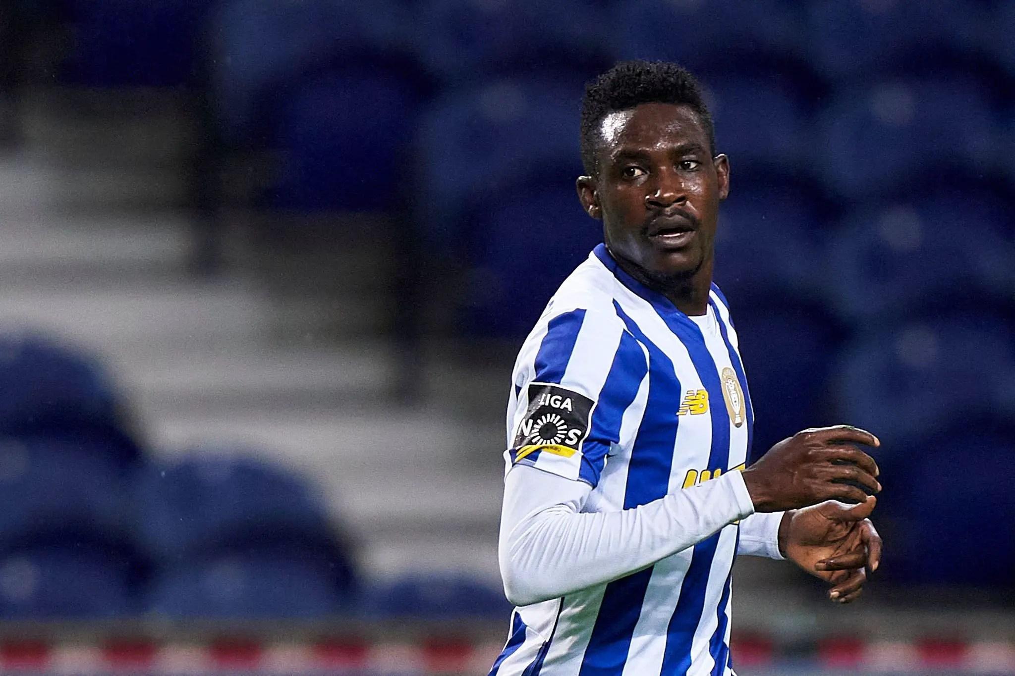BREAKING: Zaidu Sanusi Starts  For Porto Vs Chelsea