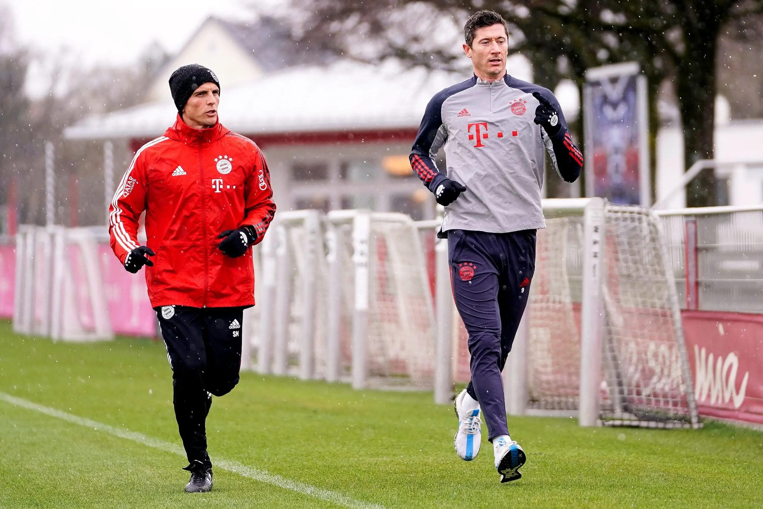 Lewandowski Interested In Chelsea Move