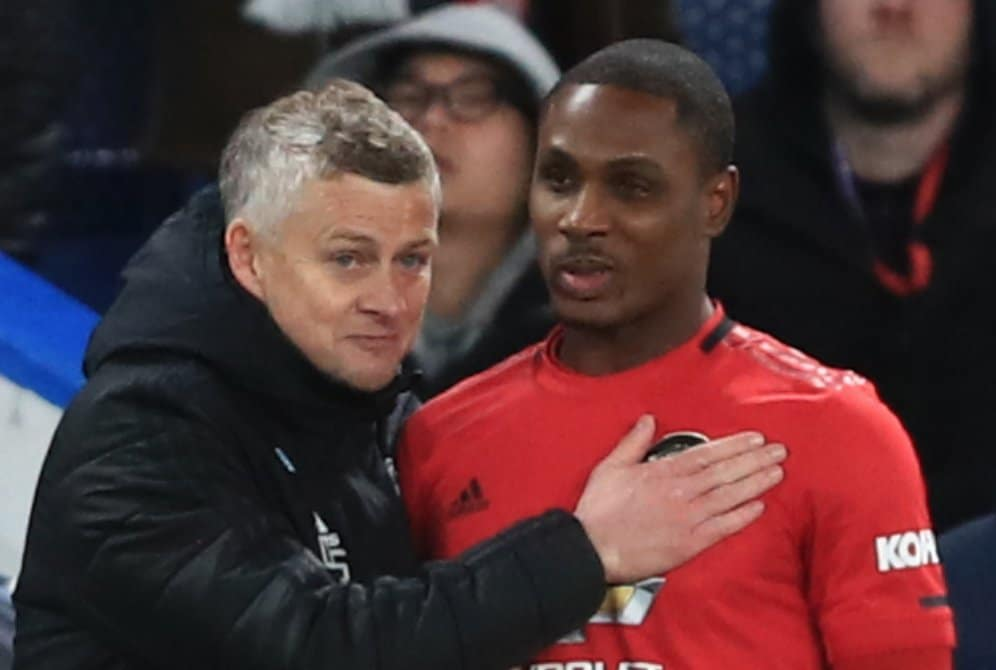 Ighalo Opens Up On Man United Exit, Unfair Solskjaer Treatment