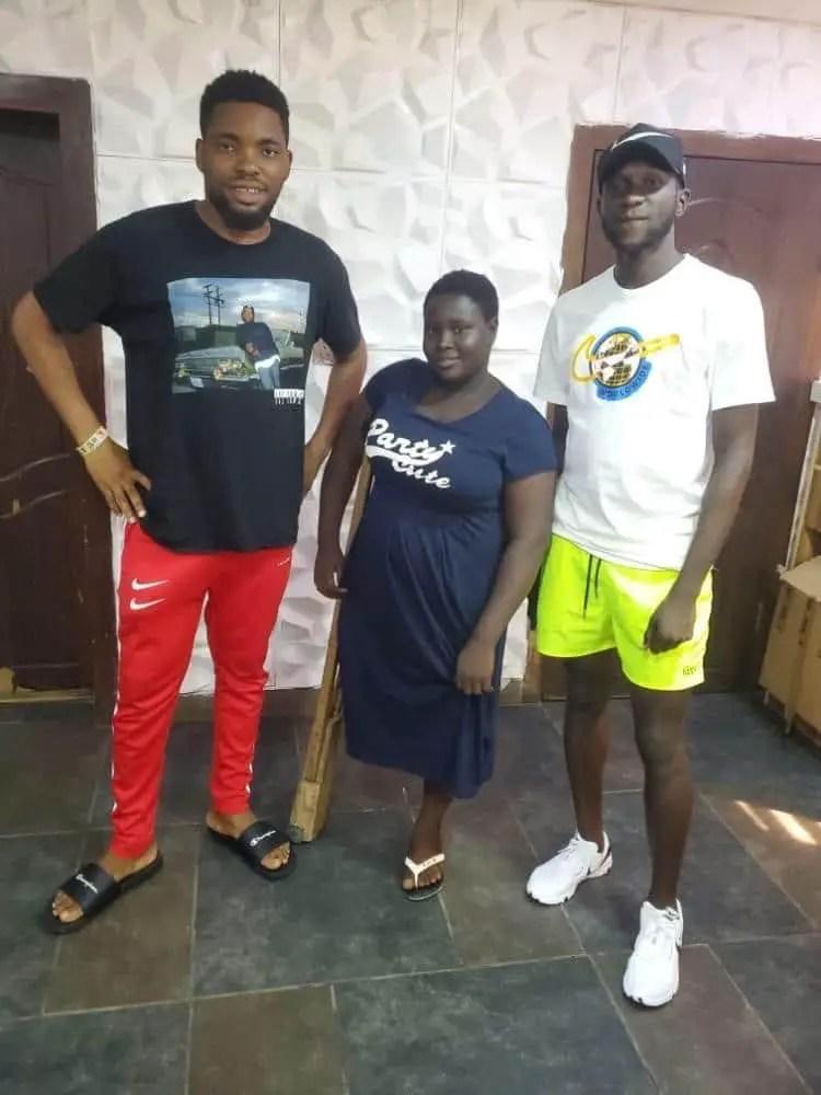 Osimhen Splashes Cash On Amputee Mary Daniel