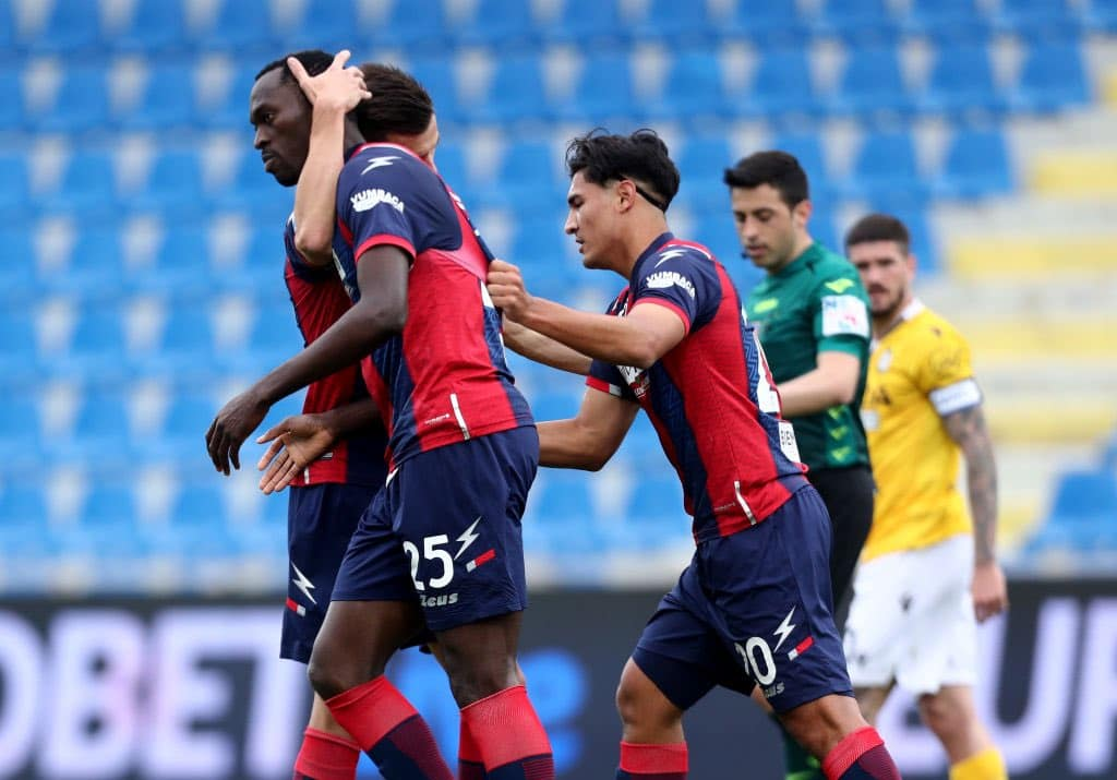 Serie A: Red-Hot Simy Nwankwo On Target Again In Crotone's Home Defeat Vs Udinese