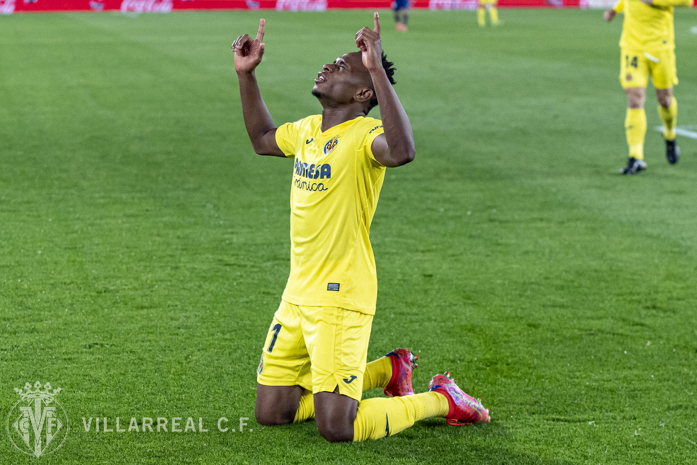 'He Is A Player With Great Qualities'-  Villarreal Boss Emery Thumbs Up  'Decisive' Chukwueze  After Win Vs  Levante