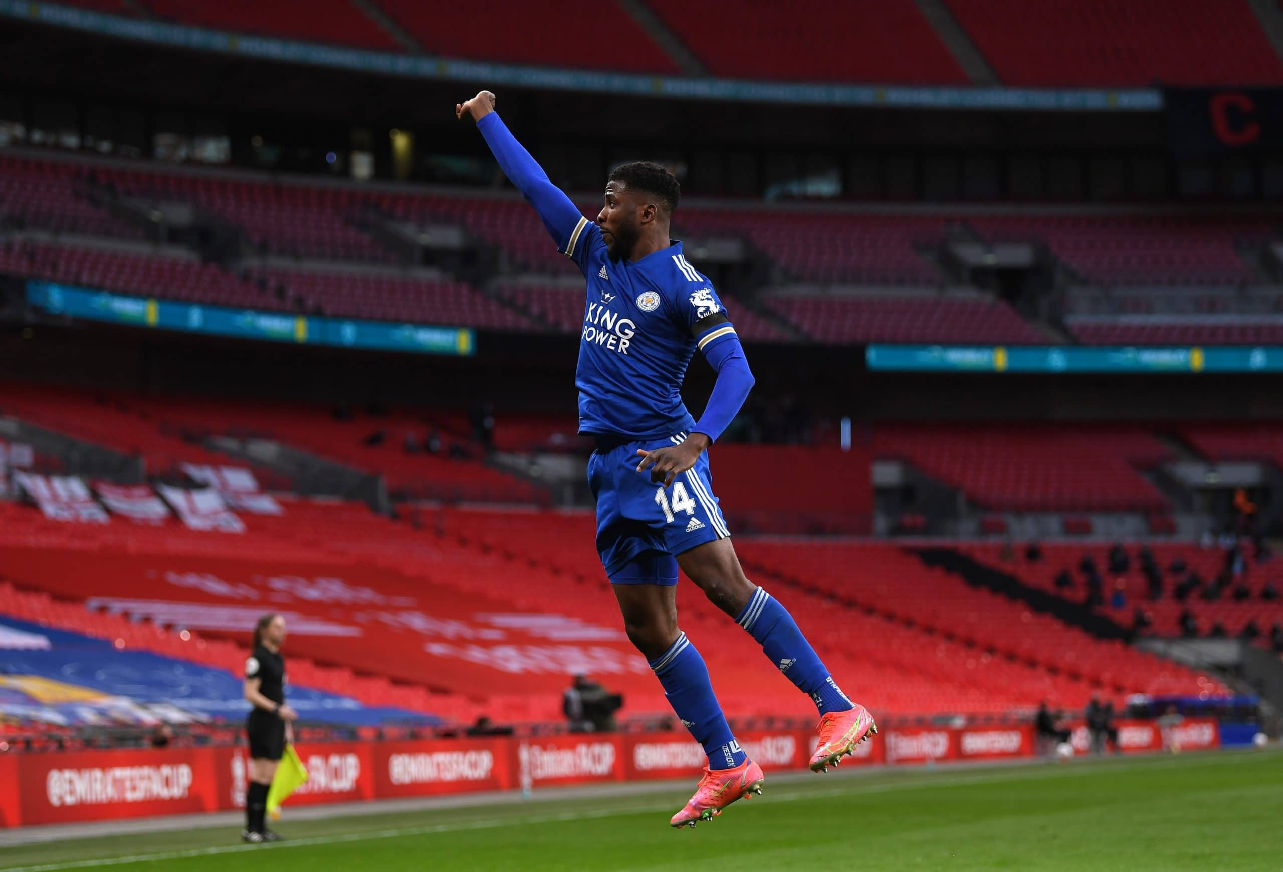 Iheanacho: Leicester City Can't  Afford To Slip Up In Top-Four Race