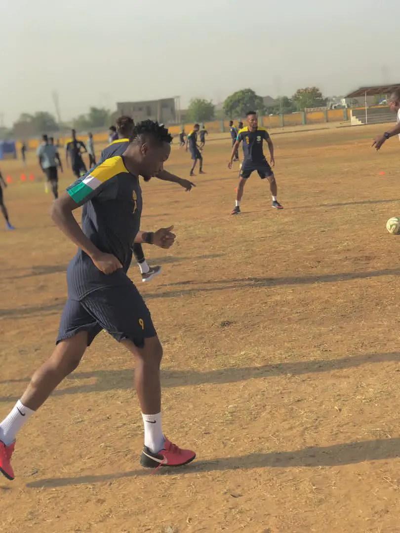 Musa To Make Pillars Debut Vs Enyimba May 5, Opts Out Of Away Games