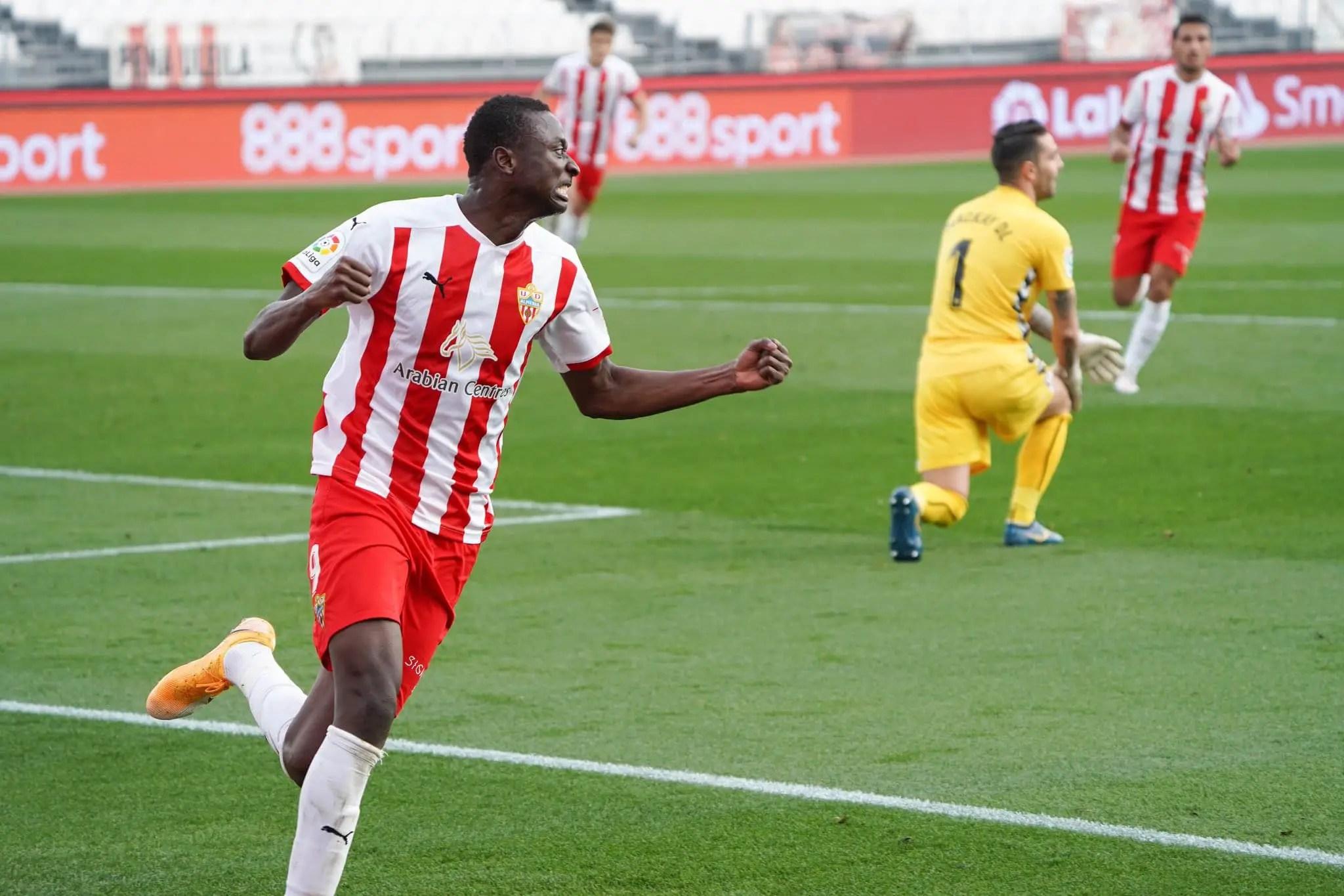 Umar Sadiq Set To Join Russian Club Krasnodar