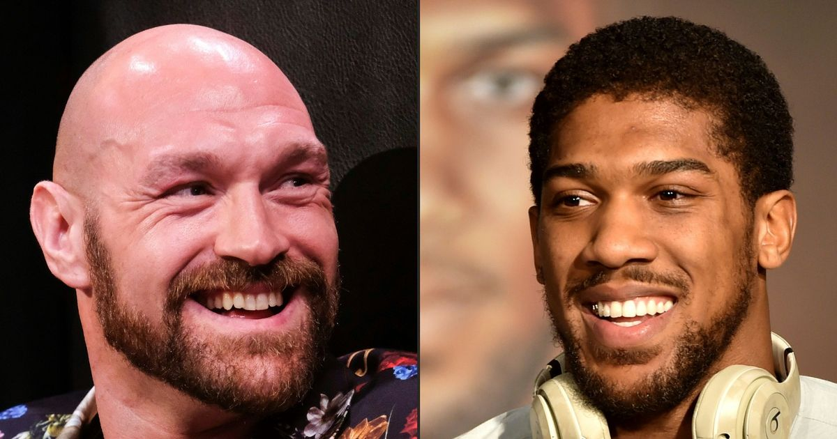 Joshua And Fury's Promoters Offer Different Updates On Mega-Fight