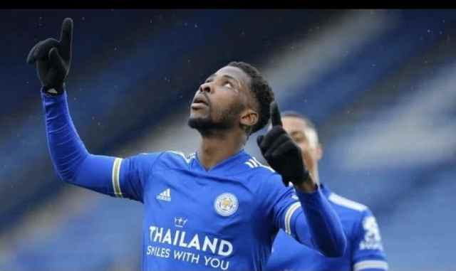 Iheanacho Unfazed With Substitute Role At Leicester City