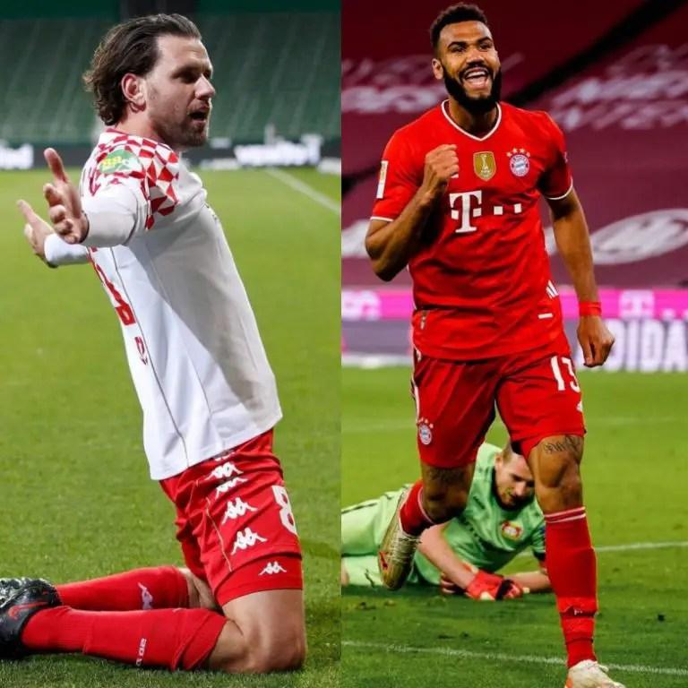 Bundesliga Matchday 31: Bayern Target 30th Title; Dortmund, Wolsburg, Liepzig Chase UCL Spots
