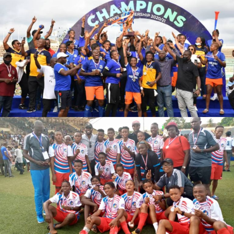Rivers Angels, Delta Queens For CAF Women's Champions League WAFU B Play-offs