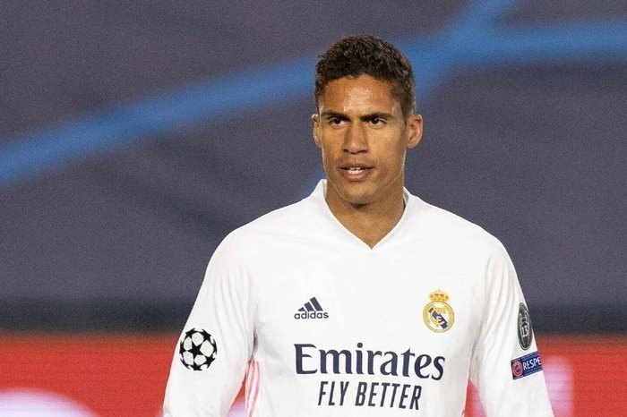 Champions League: Varane Out Of Madrid Vs Liverpool Clash After Positive COVID-19 Test