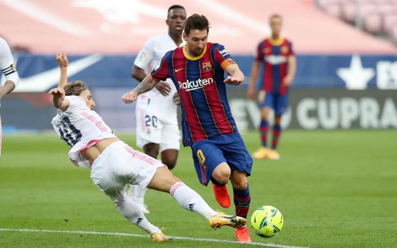 Real Madrid, Barcelona Set For Crucial El Clasico Showdown
