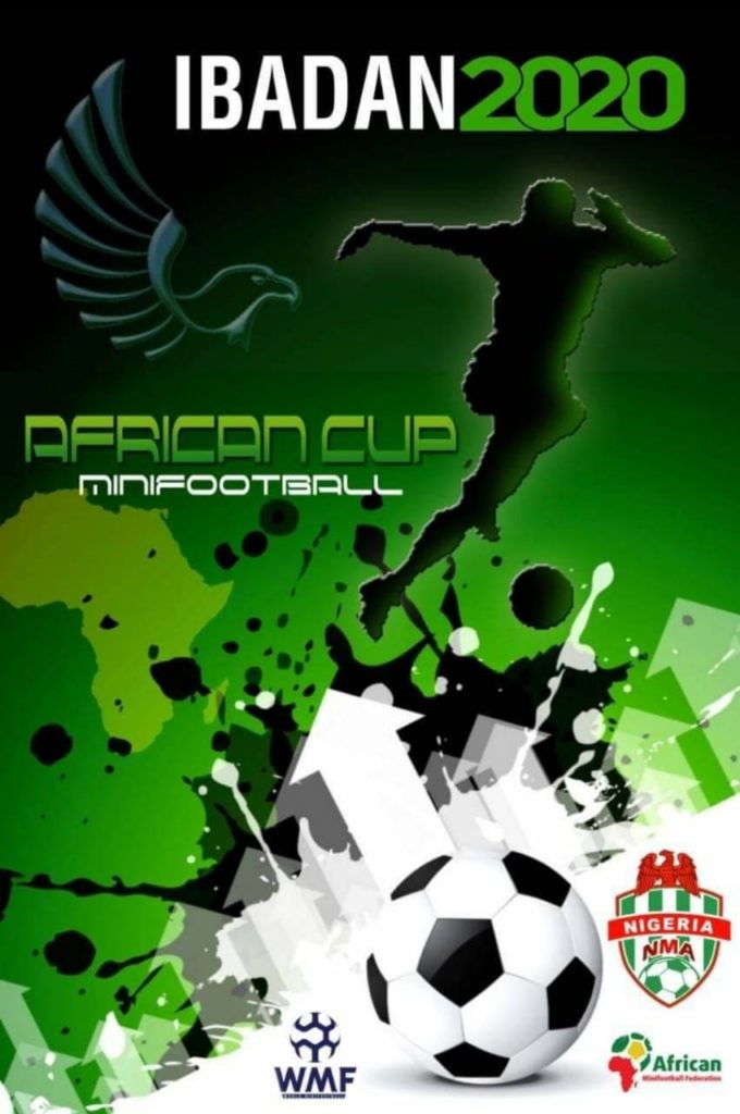 Nigeria Set To Host 20-Nation African Minifootball Confederation Cup Of Nations