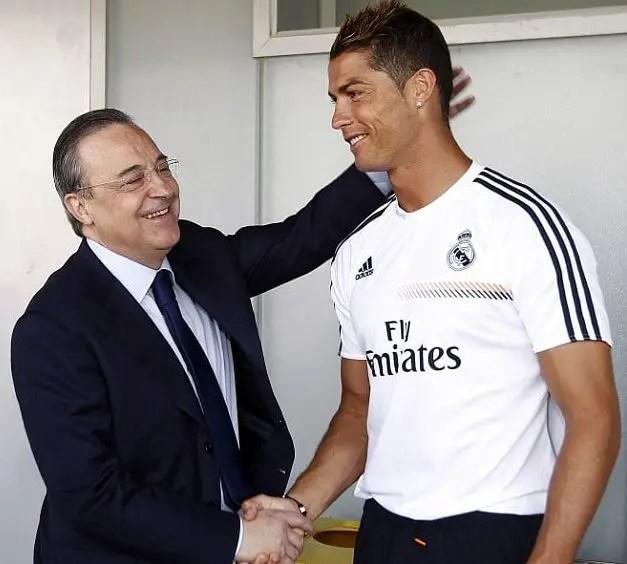 Why I Brought Ronaldo To Real Madrid – Calderon
