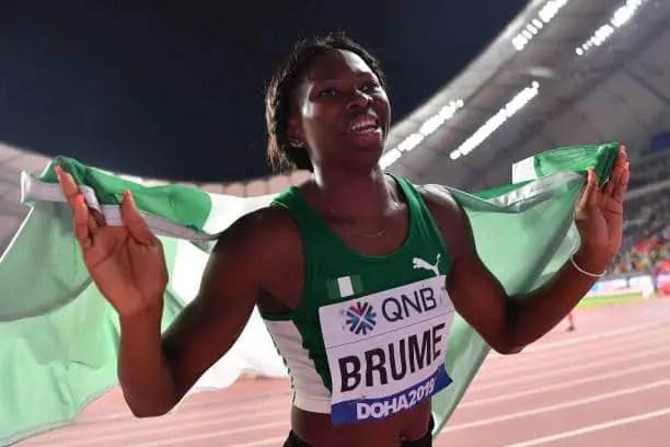 National Sports Festival: All Eyes On Brume, Nse Uko, Nwokocha, Adegoke As Athletics Events Begin