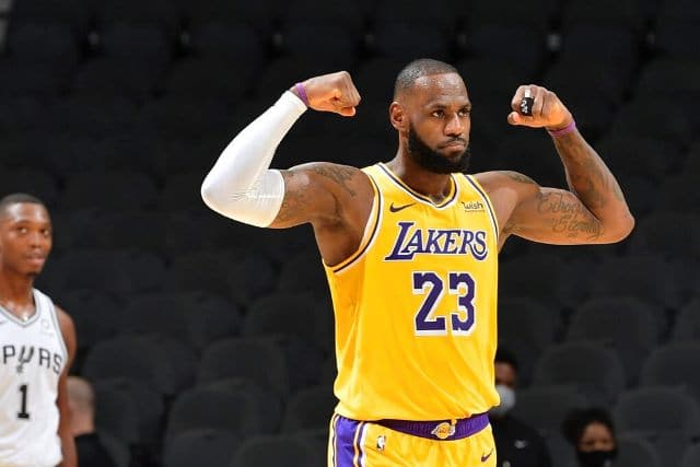 LeBron James Highest Paid NBA Player  Overall In 2021 – $94.4M, Stephen Curry Highest Playing Salary – $34.4M